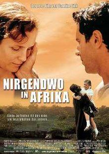 निर्गेन्द्वो इन आफ्रिका (२००१) Nirgendwo in Afrika (2001)